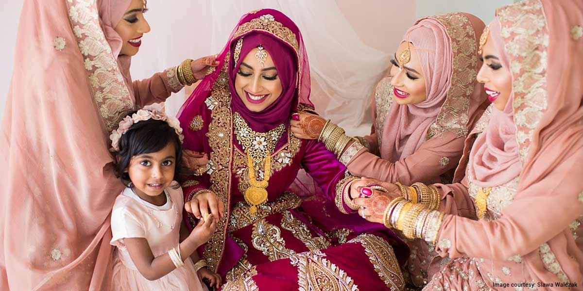 Post wedding rituals celebrated in muslim wedding saral marriage blog junglespirit Images