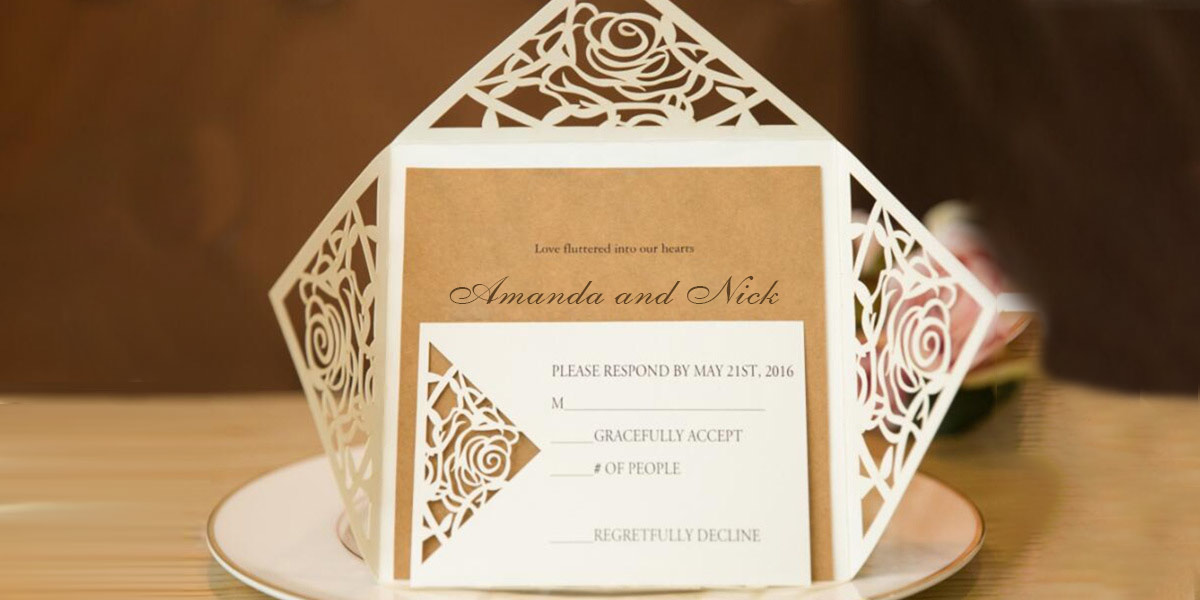 Immortalize your wedding invitation cards by customizing them immortalize your wedding invitation cards by customizing them saral marriage blog stopboris Gallery